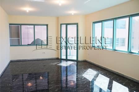 3 Bedroom Apartment for Rent in Liwa Street, Abu Dhabi - Spacious