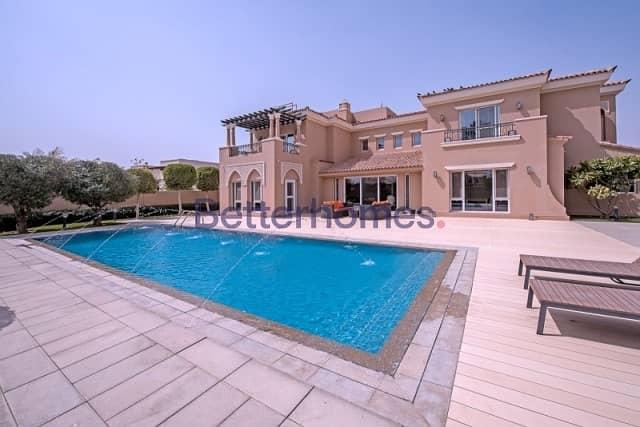 5 Bedrooms Villa in  Arabian Ranches