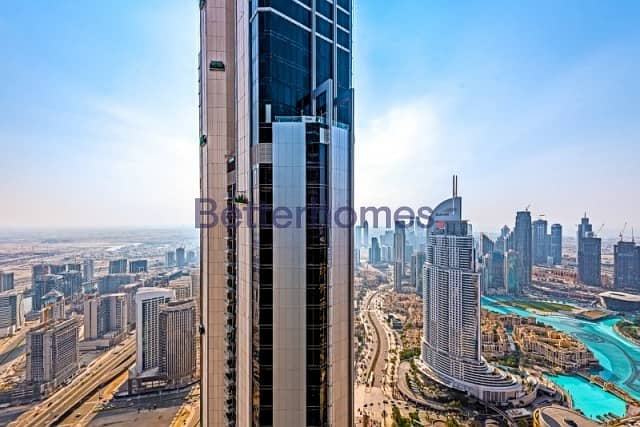 14 4 Bedrooms Penthouse in  Downtown Dubai