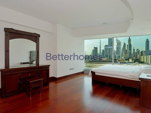13 3 Bedrooms Apartment in  World Trade Centre