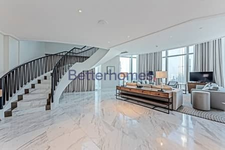 5 Bedroom Penthouse for Rent in Downtown Dubai, Dubai - 5 Bedrooms Penthouse in  Downtown Dubai