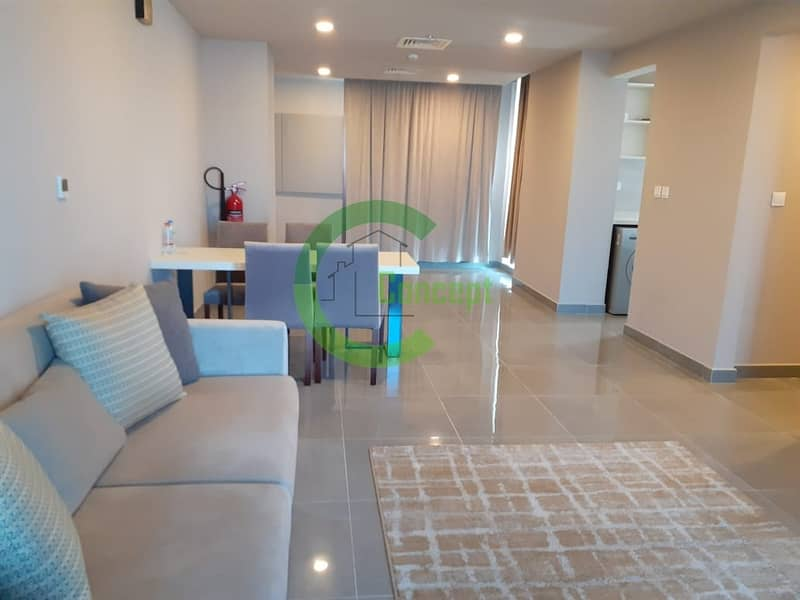 Fully furnished| Nicely finished| Vacant