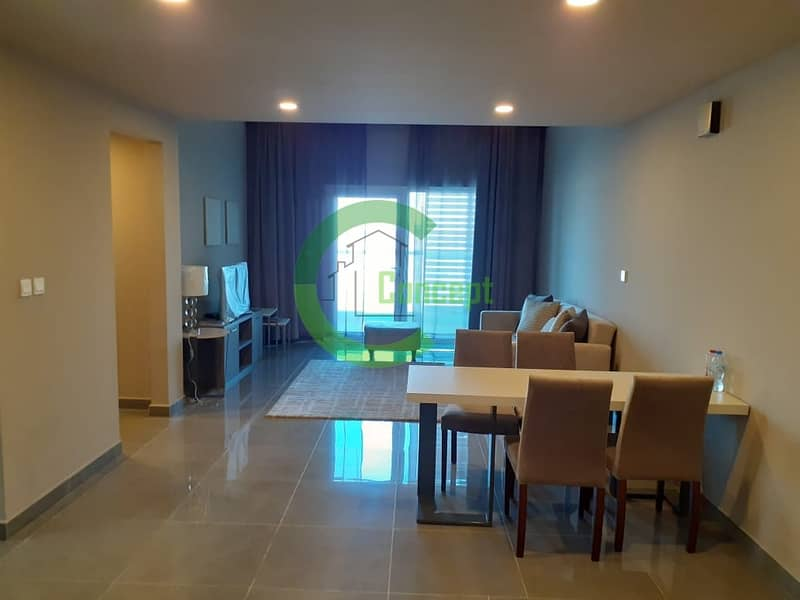 2 Fully furnished| Nicely finished| Vacant
