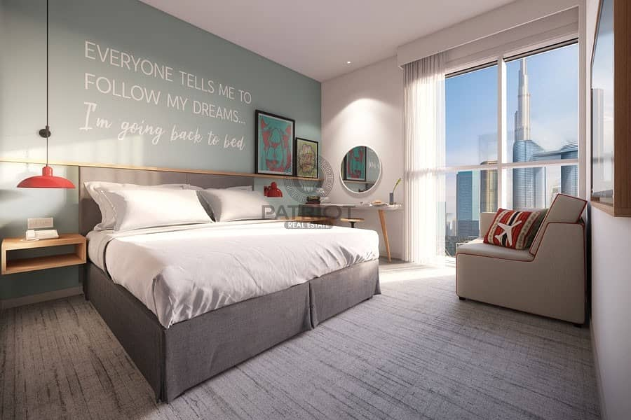 11 Great Investment  Rove Hotel city walk