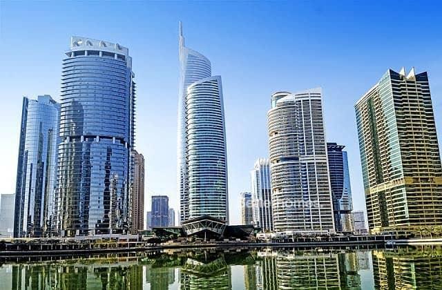 2 3 Bedrooms Apartment in  Jumeirah Lake Towers