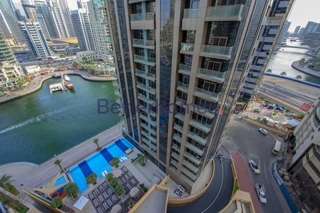 11 2 Bedrooms Apartment in  Dubai Marina