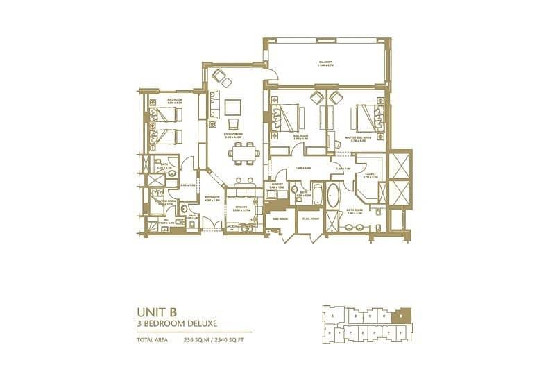 10 Upgraded | B Type | Rented | 3 Bedrooms