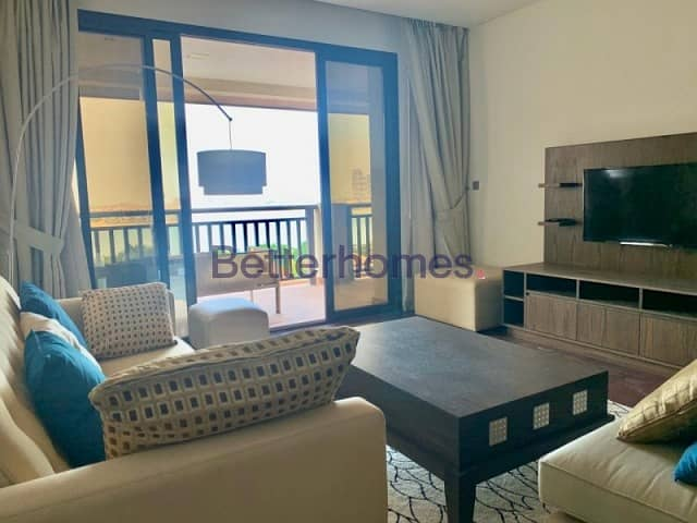 2 1 Bedroom Apartment in  Palm Jumeirah