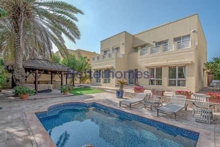 فیلا 5 غرف نوم للبيع في السهول، دبي - 5 Bedrooms Villa in  Meadows