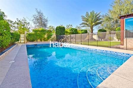 فیلا 5 غرف نوم للايجار في مدينة دبي الرياضية، دبي - C1 | Upgraded | Private Pool | Beginning of Feb