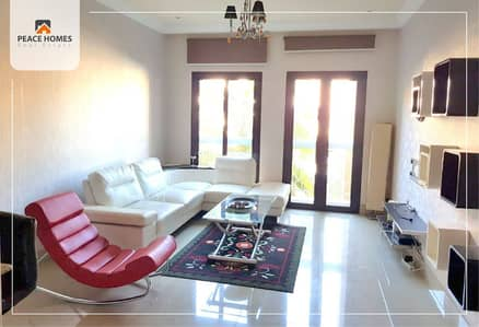 MULTIPLE CHQS / COMPLETELY FURNISHED / LARGE BALCONY IN POOL VIEW