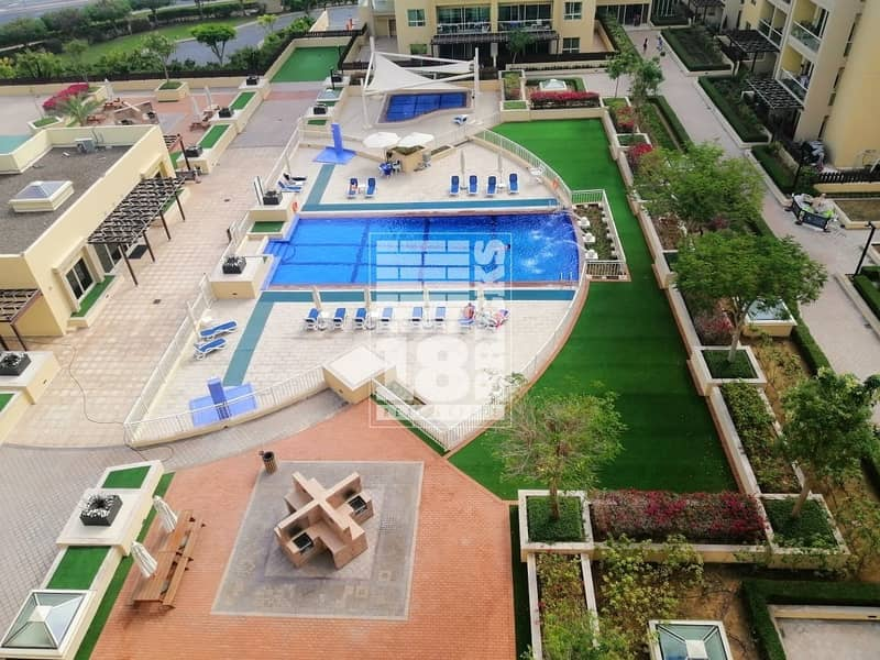 10 Modern | Furnished | Pool/Park View | VOT