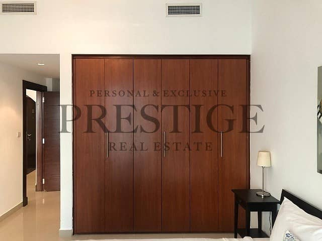 12 Fully Furnished | 1 Bed |Community View