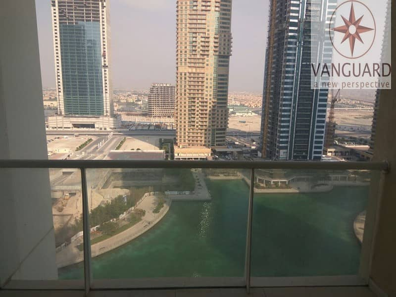 LARGE 2 Bedrooms with Full Lake View by DAMAC in JLT
