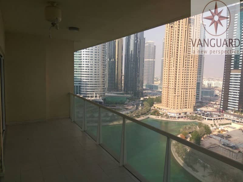 2 LARGE 2 Bedrooms with Full Lake View by DAMAC in JLT