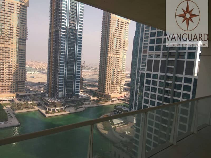 14 LARGE 2 Bedrooms with Full Lake View by DAMAC in JLT