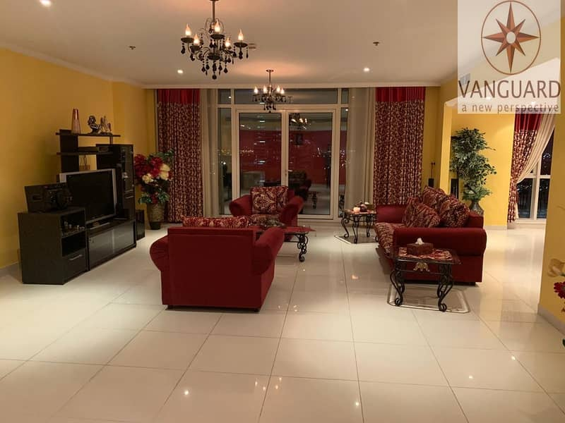 2 VACANT Large 2 Bed + Maid for Sale in Al Shera Tower