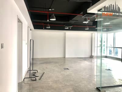 Office for Rent in Jumeirah Lake Towers (JLT), Dubai - Ready To Move fitted with Partion office For RENT In JBC 2 JLT