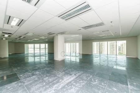 مکتب  للايجار في شارع الشيخ زايد، دبي - Ideally Located | CAT A Fitted Office