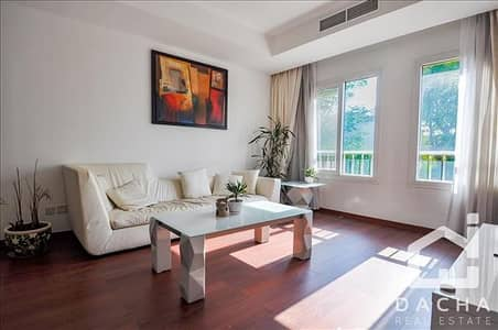 4 Bedroom Villa for Rent in The Lakes, Dubai - Next to Pool / Upgraded / Spacious / Call George