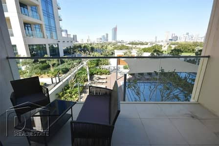 2 Bedroom Apartment for Rent in The Hills, Dubai - Full pool and Golf view | Chiller free