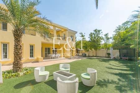 فیلا 7 غرف نوم للبيع في المرابع العربية، دبي - Fully Upgraded | Type 12 | Private Pool | DL