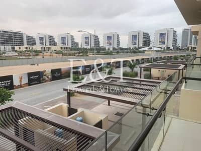 فیلا 3 غرف نوم للايجار في داماك هيلز (أكويا من داماك)، دبي - Opposite Park and Community Center | Brand New
