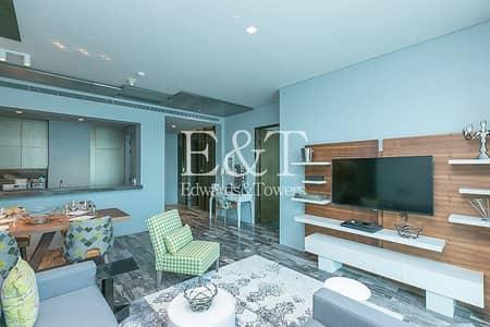 فلیٹ 1 غرفة نوم للايجار في دبي مارينا، دبي - Premium Unit   Luxury Furnished   Large Size 1BR