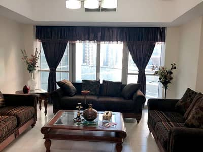 Fully Furnished | Marina View | 1BR