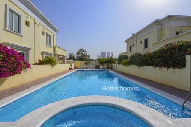 15 4 Bedrooms Villa in  Al Badaa