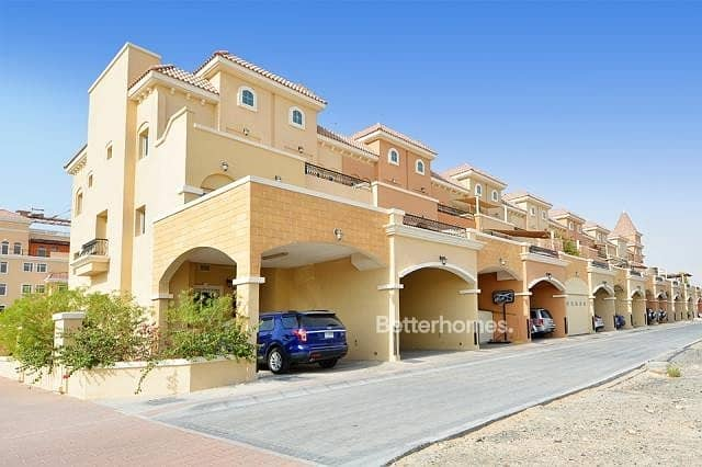 10 3 Bedrooms Villa in  Jumeirah Village Circle