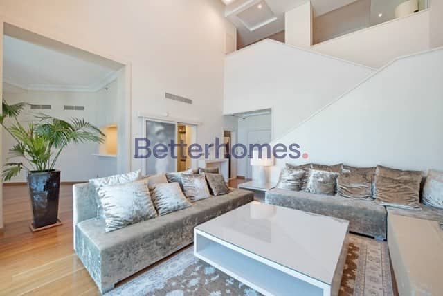 2 4 Bedrooms Penthouse in  Palm Jumeirah