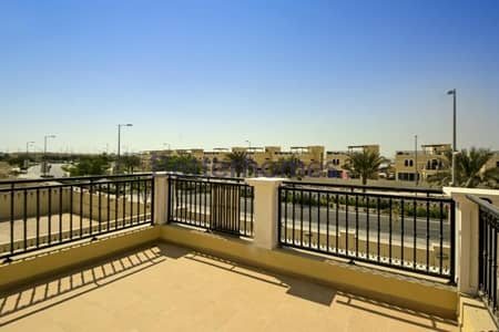 4 Bedroom Villa for Rent in Jumeirah Park, Dubai - 4 Bedrooms Villa in  Jumeirah Park