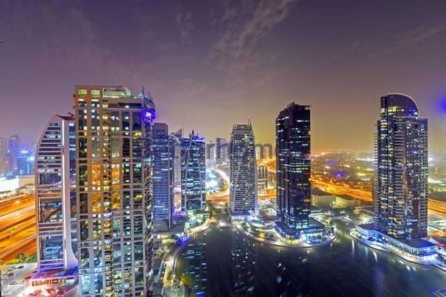 2 1 Bedroom Apartment in  Jumeirah Lake Towers