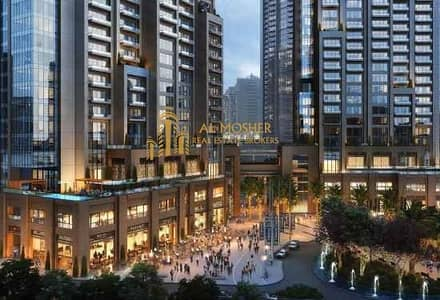 1 Bedroom Apartment for Sale in Downtown Dubai, Dubai - High Floor 1BR Apt | Act One in Downtown (107)