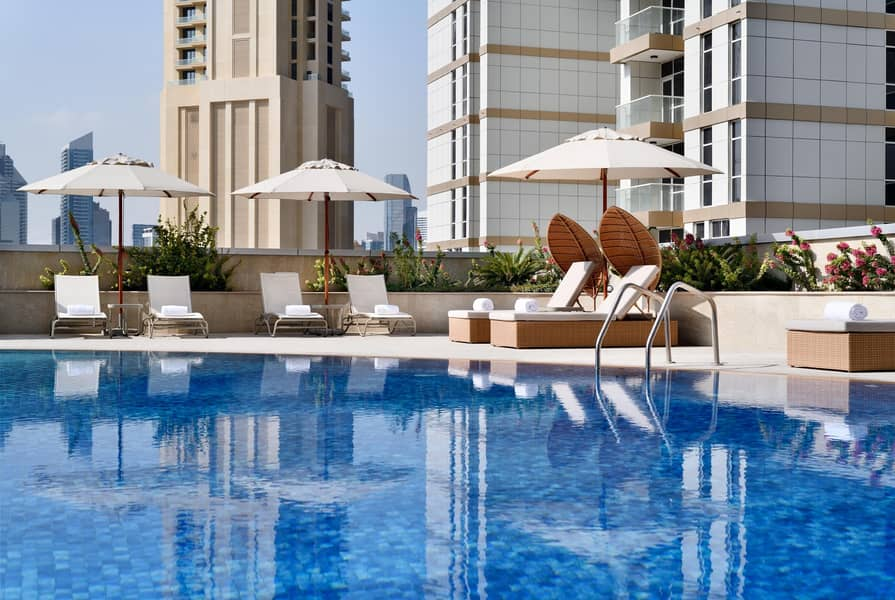 14 Comfortable Living Space in The Heart of Downtown Dubai - 1 Bedroom