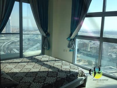 شقة 2 غرفة نوم للايجار في دبي مارينا، دبي - High floor I Chiller free l Spacious 2beds
