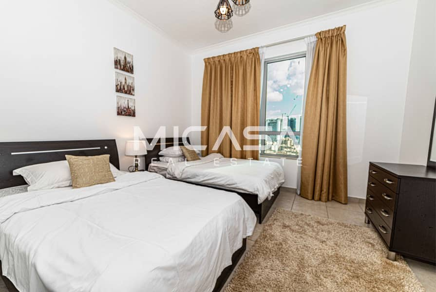 Stunning 2 BedroomApartment in The Residences 5