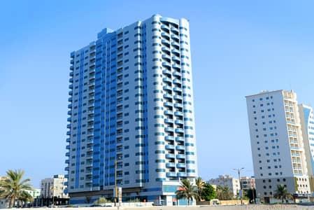 Studio for Rent in Corniche Ajman, Ajman - Full Furnished Studio in Corniche for Monthly