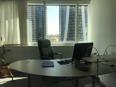 Office for Sale in Jumeirah Lake Towers (JLT), Dubai - Generous size partitioning