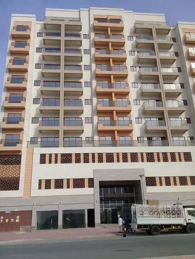 2 Bedroom Flat for Rent in Al Warsan, Dubai - 1 MONTH FREE   BRAND NEW 2 BHK+CLOSE KITCHEN+GYM+POOL+FREE PARKING+BALCONY WARSAN 4 RENT ONLY  46K