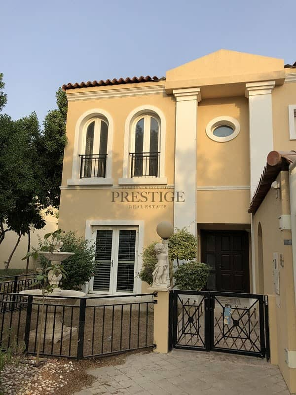 2 Great Location | Green Community| Townhouse| Rent