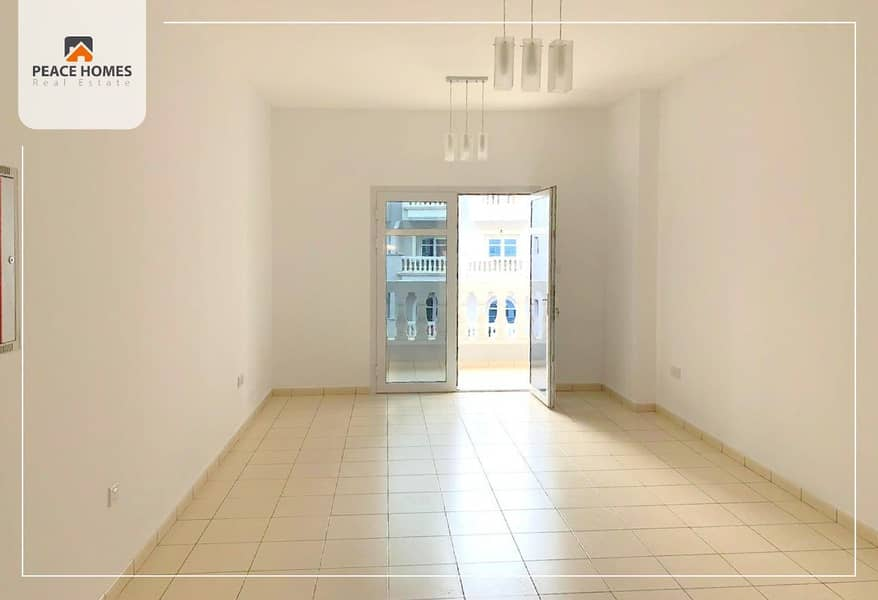 شقة في سيزونز كوميونيتي قرية جميرا الدائرية 1 غرف 345000 درهم - 4470107