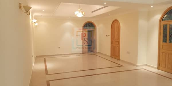 5 Bedroom Villa for Rent in Al Karamah, Abu Dhabi - Huge 5 BR Villa In Al  Karamah  with Maidroom +Laundry room +2 Parking