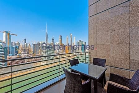 3 Bedroom Flat for Sale in Business Bay, Dubai - 3 Bedrooms Apartment in  Business Bay