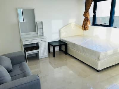 Studio for Rent in Tourist Club Area (TCA), Abu Dhabi - Luxurious and Spacious Furnished Room in Tourist Club with Free  WIFI