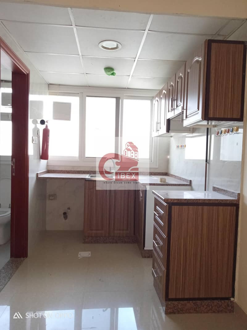 2 Separate kitchen studio only 14k in new muwaileh