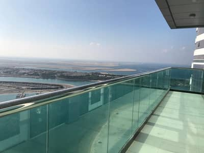 3 Bedroom Flat for Rent in Al Mamzar, Sharjah - BRAND NEW SEA VIEW 3BHK WITH MAID ROOM 79K