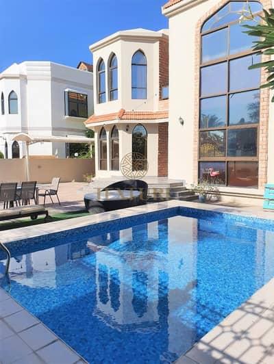 فیلا 4 غرف نوم للايجار في جميرا، دبي - 4 BR | Independent Villa |Private Swimming Pool