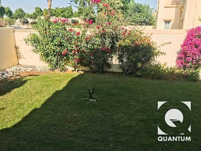 2 Bedroom Villa for Rent in The Springs, Dubai - Modified Extended Type   4E   Upgraded.